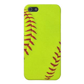 Girls softball iPhone 5/5s case