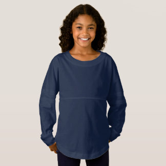 Girls' Spirit Jersey Shirt  9 color choices n size