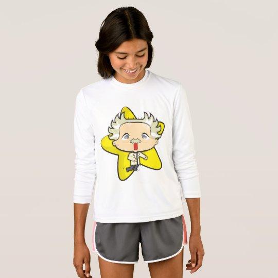 Girls' Sport-Tek Competitor Long Sleeve T-Shirt