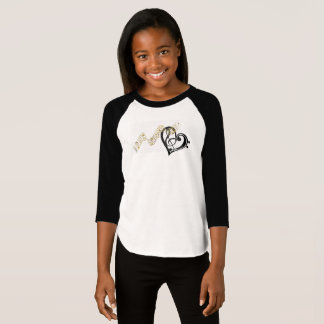 Girls Sporty American Apparel Tee
