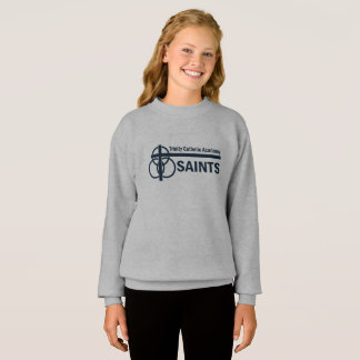 Girl's Sweatshirt: TCA Saints Sweatshirt