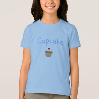 "Girls T-Shirt ""Cupcake"""
