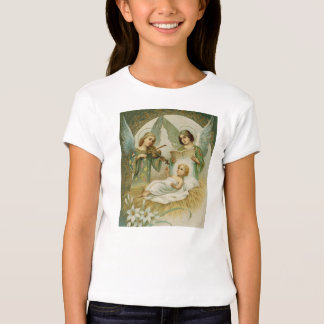 Girl's T-Shirt: Gloria in Excelsis Deo T-Shirt