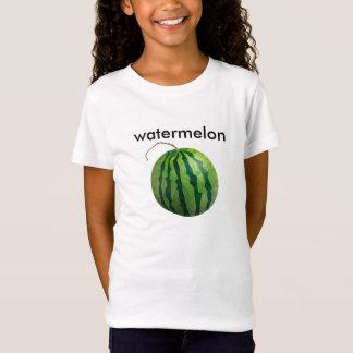 Girls T-shirt Watermelon Design