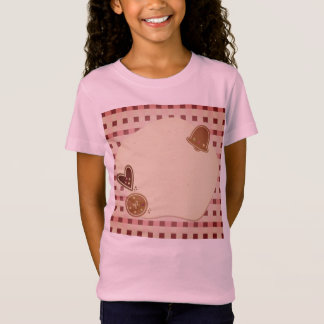 Girls tshirt with Cookies