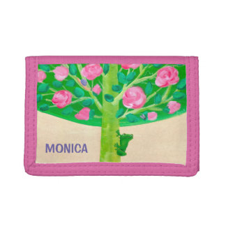 Girls Wallet | Personalizable Kids Wallet