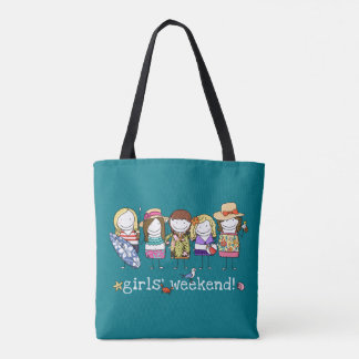 Girl's Weekend Bag
