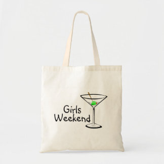 Girls Weekend (Martini 2) Tote Bag