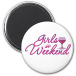 girls weekend night out party bridal wedding fun magnet