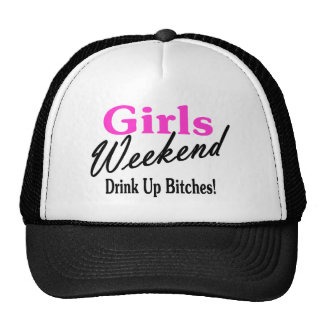 Girls Weekend Trucker Hat