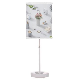 Girl's White Dream Table Lamps