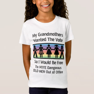 Girls Will Vote T-Shirt