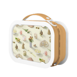 Girl's Yellow Dream Lunch Box