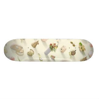 Girl's Yellow Dream Skate Board Decks