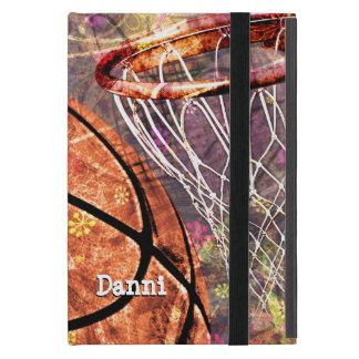 Girly Basketball Cover For iPad Mini