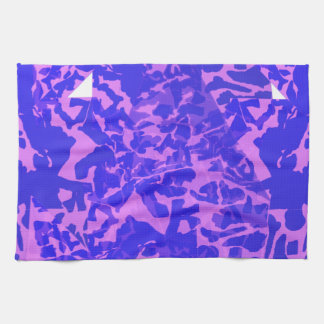 Girly Camouflage Kitchen Towel