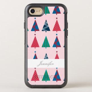 Girly Christmas Tree Holiday Phone Case
