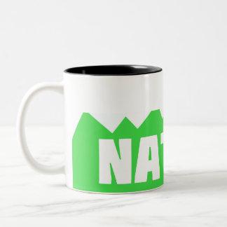 Girly Colorado Native Two-Tone Coffee Mug