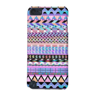 Girly Colorful Aztec Pattern iPod Touch (5th Generation) Covers
