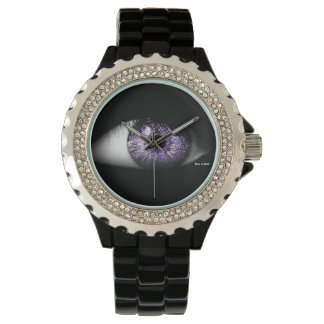Girly Cool Funny Unique Eyeball / House-of-Grosch Watch