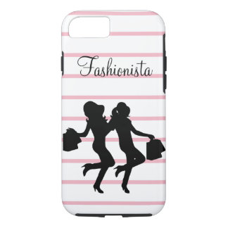 Girly Fashion Diva Style Case-Mate iPhone Case