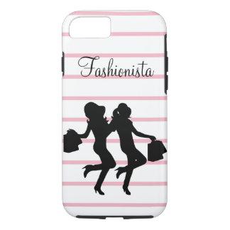 Girly Fashion Diva Style iPhone 8/7 Case