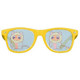 Girly Gifts Harajuku Girl style Retro Sunglasses