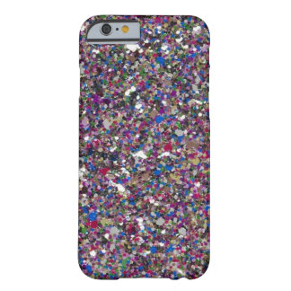Girly Girl Glitter Sparkles iPhone 6 Case