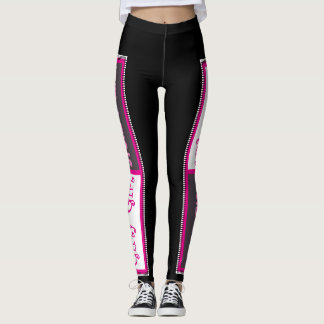 Girly Girl Sturdy Girl Leggings