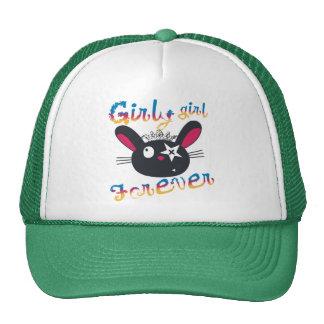 Girly Girls Forever Trucker Hat