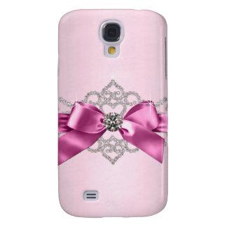 Girly jewell glitter case