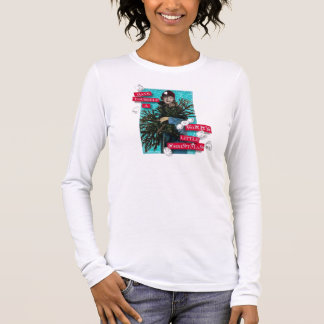 Girly Little Christmas Long Sleeve T-Shirt
