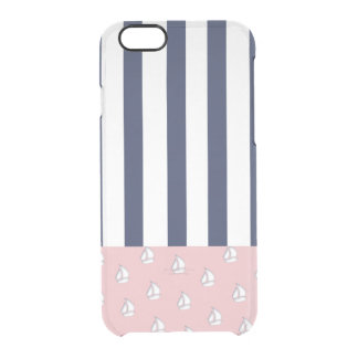 girly nautical iphone 6/6s cover