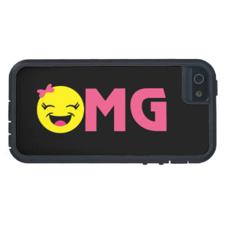 Girly OMG Emoji iPhone 5 Cases