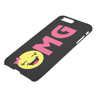 Girly OMG Emoji iPhone 7 Plus Case
