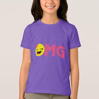 Girly OMG Emoji T-Shirt