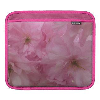 Girly Pink Cherry Blossom iPad Case iPad Sleeves