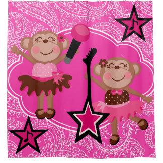 Girly Rock Star Monkeys