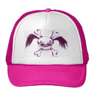 GIRLY SKULL HAT