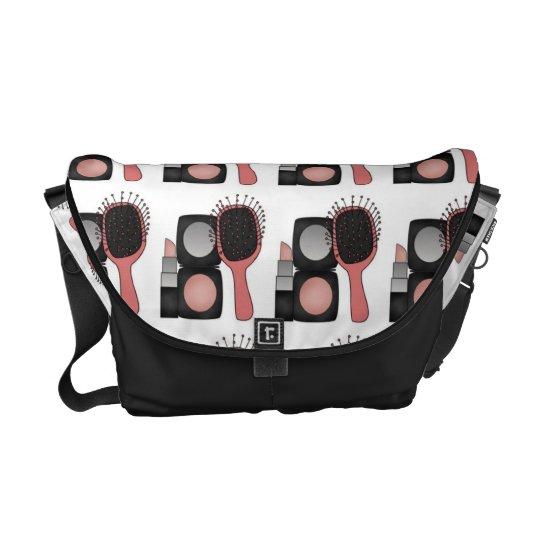 Girly Stuff Messenger Bag