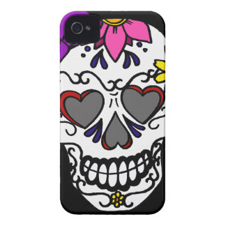 Girly Sugar Skull Phone Case