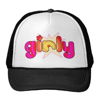 GIRLY TRUCKER HAT