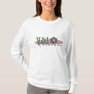 Girly Vail design T-Shirt