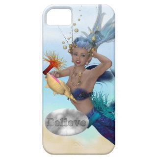 GIRLY WHIMSICAL Mermaid I Phone 5 case iPhone 5 Cover
