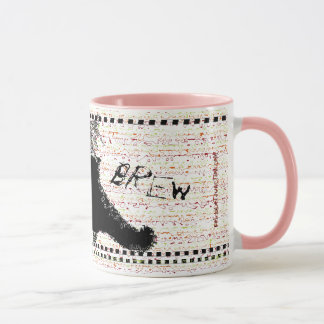 Girly Witches Brew Mug