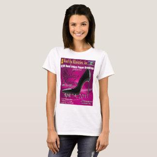 Girlz II Women 2017 Shirt-Pink T-Shirt