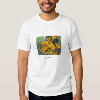 Giroflée alpine tshirt