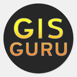 GIS Guru Sticker