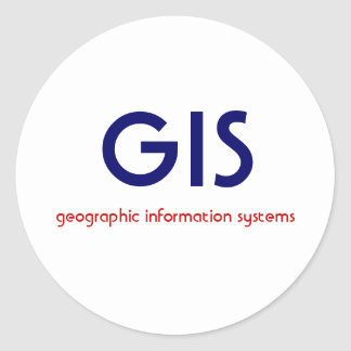 GIS Sticker