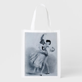 Giselle Reusable Grocery Bag